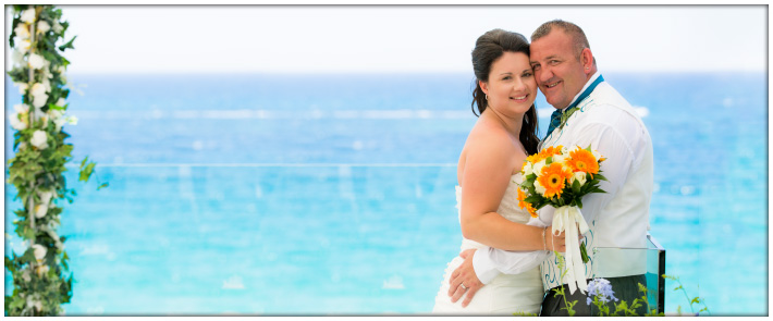 Kelly and Andrew, Grecian Sands Hotel, Ayia Napa, Cyprus