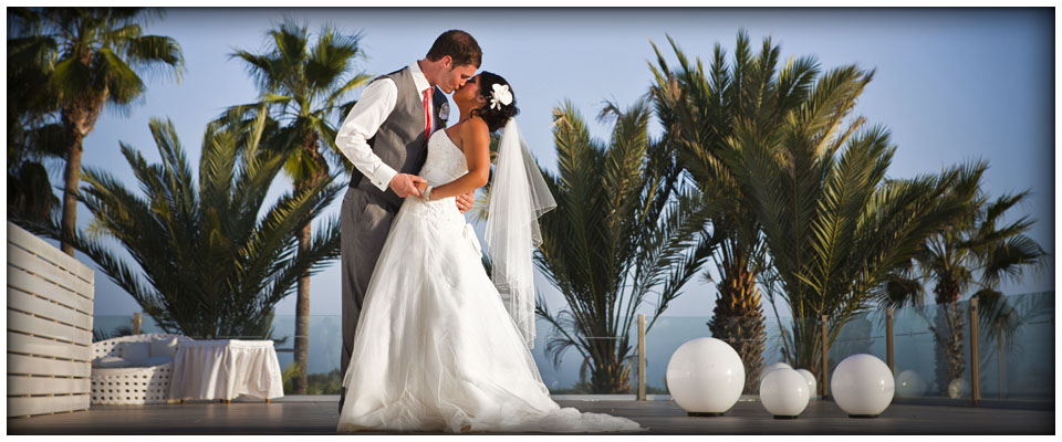 Adel and Steven 07/09/2012, Dome Beach Hotel, Ayia Napa, Cyprus