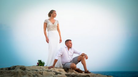 Lisa and Kevin, Grecian Park Hotel, Protaras, Cyprus