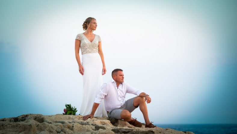 Lisa and Kevin, Grecian Park Hotel, Protaras, Cyprus