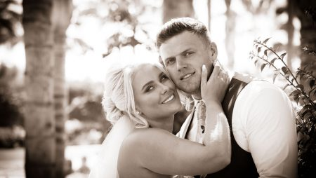 Lauren and Matthew, Olympic Lagoon Resort, Ayia Napa, Cyprus